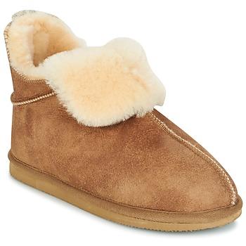Chaussures Femme Chaussons Shepherd DANA Marron
