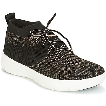 FitFlop Marque Uberknit Slip-on High Top...