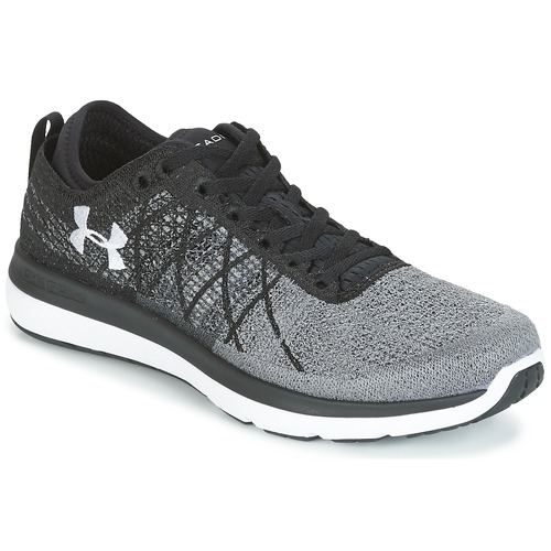 Chaussures Homme Running / trail Under Armour UA THREADBORNE FORTIS Noir