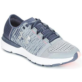 Chaussures Femme Running / trail Under Armour UA W SPEEDFORM GEMINI 3 GR Argenté