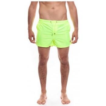 Vêtements Homme Maillots / Shorts de bain Ritchie SHORT DE BAIN GABORIAUFLUO Jaune