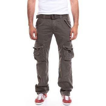 Vêtements Homme Pantalons Ritchie PANTALON BATTLE QUANTO II Gris foncé