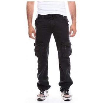 Vêtements Homme Pantalons Ritchie PANTALON BATTLE QUANTO II Noir