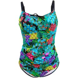 Vêtements Femme Maillots de bain 2 pièces Lolita Angel Maillot de bain 2 Pièces Tankini  Flower Jungle Beach Multicolor MULTICOLORE
