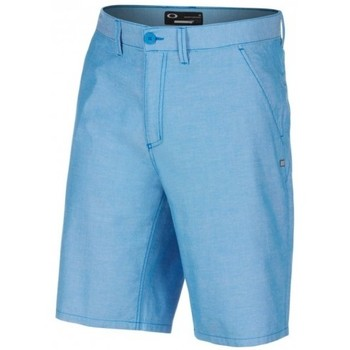 Vêtements Homme Shorts / Bermudas Oakley Short Oxford Short Ozone Bleu