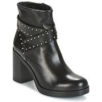 Chaussures Femme Bottines Tosca Blu ST.MORITZ Noir
