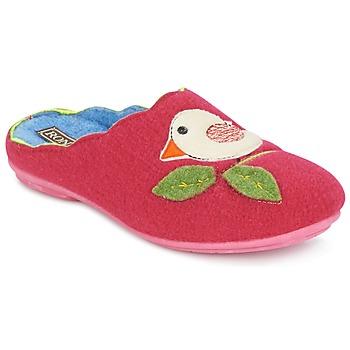Chaussures Femme Chaussons Rondinaud RESTONICA Fuchsia