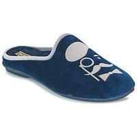 Chaussures Homme Chaussons Rondinaud BAYEUX Marine
