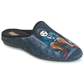 Chaussures Homme Chaussons Rondinaud CHERAN Noir