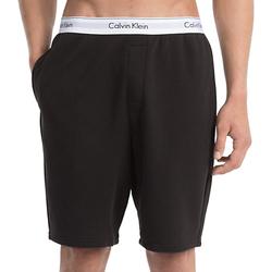 Vêtements Homme Pyjamas / Chemises de nuit Calvin Klein Jeans - short de pyjama NOIR
