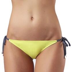 Vêtements Femme Maillots de bain séparables Diesel Bain Culotte de bain femme Brigittes vert jaune Multicolore