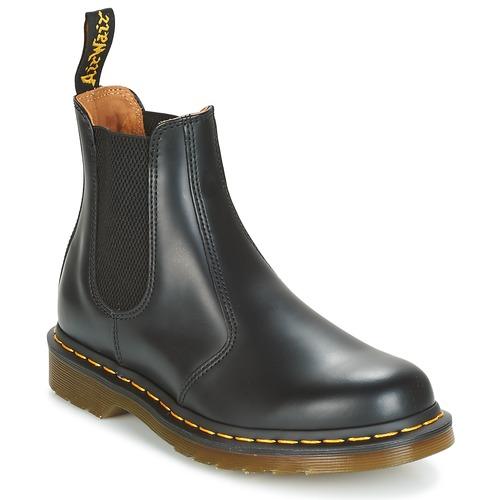 Chaussures Boots Dr Martens 2976 Noir