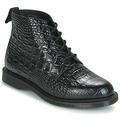 Chaussures Femme Boots Dr Martens EMMELINE Noir