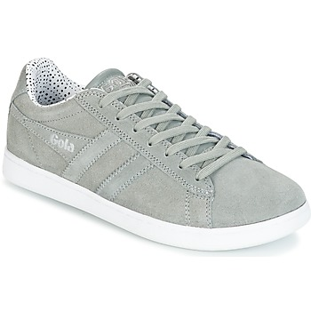 Chaussures Femme Baskets basses Gola EQUIPE DOT Gris