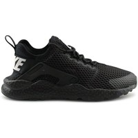 Chaussures Femme Baskets basses Nike Wmns Air Huarache Run Ultra Br Noir Noir