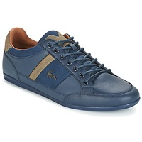 Chaussures Homme Baskets basses Lacoste CHAYMON 1 Marine