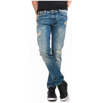 Vêtements Homme Jeans Kaporal Jean Broz Eclipd Bleu Bleu