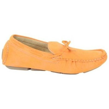 Chaussures Homme Mocassins Kebello Mocassins X78003 orange