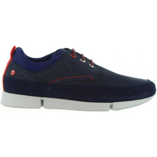 Chaussures Homme Baskets basses Panama Jack ATHOM C3 Azul