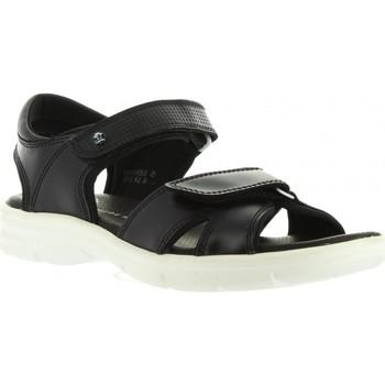 Chaussures Homme Sandales et Nu-pieds Panama Jack SANDERS B&W C1 Negro