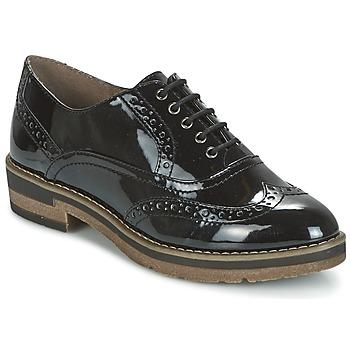 Chaussures Femme Derbies Tamaris BETTILA Noir