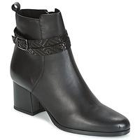 Chaussures Femme Bottines Tamaris BORISA Noir