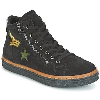 Chaussures Femme Baskets montantes Tamaris SHERONE Noir
