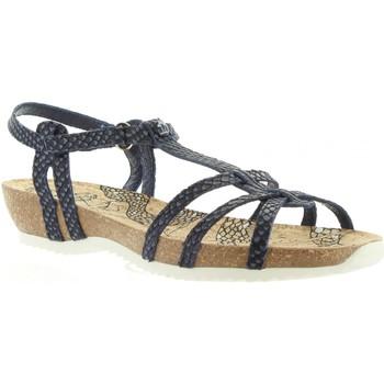 Chaussures Femme Sandales et Nu-pieds Panama Jack DORI RUN B2 Azul