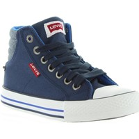 Chaussures Enfant Baskets mode Levi's VNEW0001T NEW YORK Azul