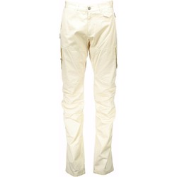 Vêtements Femme Chinos / Carrots John Galliano 32 XR2193 82317 1X08 Pantalon  Homme blanc 227 blanc 227