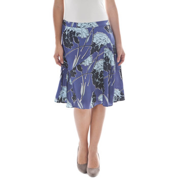 Vêtements Femme Jupes John Galliano 34 UR7315 66978 BLEU S627