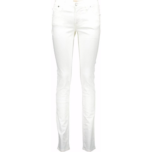 Vêtements Homme Chinos / Carrots John Galliano 34 XR7098 70656 1XLV Pantalon  Femme blanc 003 blanc 003