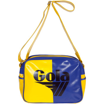 Sacs Homme Besaces Gola CUB175 REDFORD CHAMPIONSHIP TRACOLLA Femme jaune YELLOW/BLUE/BL jaune YELLOW/BLUE/BLACK