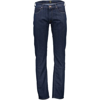 Vêtements Homme Jeans droit Lee L707AA49 DAREN ZIP FLY JEANS DENIM Homme BLU BLU