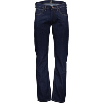 Vêtements Homme Jeans droit Lee L707ACHG DAREN ZIP FLY JEANS DENIM Homme BLU BLU