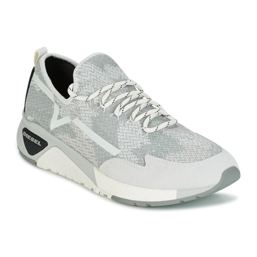 Chaussures Homme Baskets basses Diesel S-KBY Gris