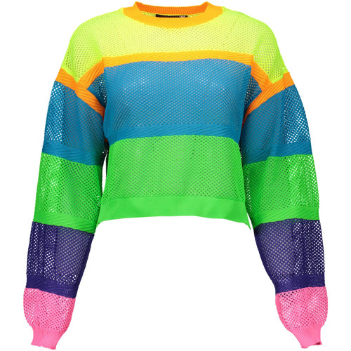 Vêtements Femme Sweats Love Moschino W S 5G5 00 X 0915 MULTICOLORE 4129