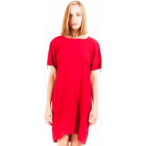 Vêtements Femme Robes courtes Love Moschino W V C43 00 S 1688 rouge O78