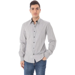Vêtements Homme Chemises manches longues Costume National 09 TN2636 48405 blanc R900