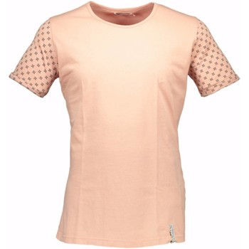 Vêtements Homme T-shirts manches courtes Primo Emporio 1188433 Tricot avec les manches courtes  Homme rose SALMONE rose SALMONE