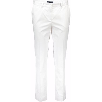 Vêtements Homme Chinos / Carrots Gant 1401.414706 BLANC 113