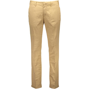 Vêtements Homme Chinos / Carrots Gant 1501.192116 BEIGE 232