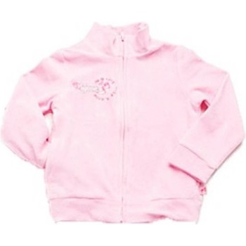 Pull Barbie 23201 sweat-Shirt avec la fermeture éclair fille rose 50