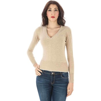 Vêtements Femme Pulls Fred Perry 31332107 MAGLIA Femme beige 0037 beige 0037
