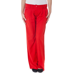 Vêtements Femme Chinos / Carrots Denny Rose 6075 rouge ROSSO