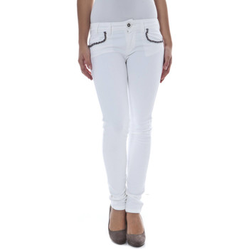 Vêtements Femme Chinos / Carrots Phard P1707522543904 NEW HOT SKIN/A Pantalon Femme blanc 1100 blanc 1100