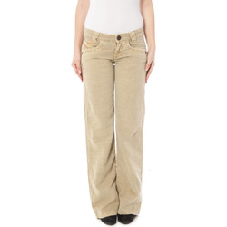 Vêtements Femme Chinos / Carrots Killah JI52-7767 BEIGE 0685-ZM