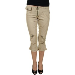 Vêtements Femme Pantacourts King's Jeans L670002 beige 04