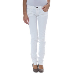 Vêtements Femme Chinos / Carrots Phard P1707090543904 SKIN FUTURE blanc 1100