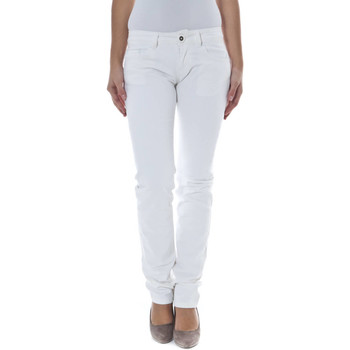 Vêtements Femme Chinos / Carrots Phard P1707110543904 NEW SEXX GLAM blanc 1100